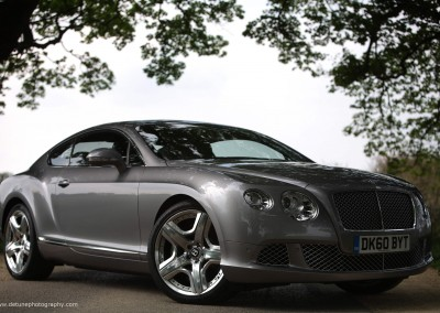 Zoo Magazine, Bentley GT, UK