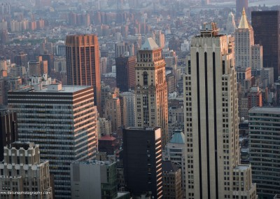 Rockefeller Centre View - Manhattan, NYC