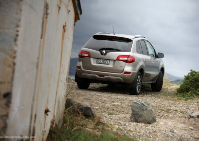 Koleos Review - Wellington, New Zealand