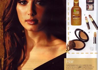 Lucire Beauty Asha Editoral