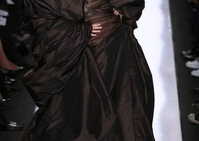 Chado Ralph Rucci - New York Fashion Week