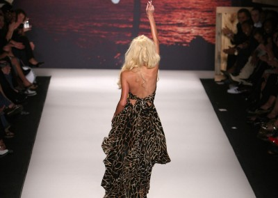 Paris Hilton - New York Fashion Week