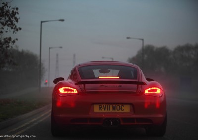 Zoo Car of the Year, Porsche Cayman R - UK