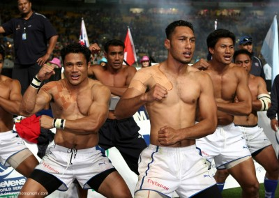Rugby Sevens Champs - Wellington, New Zealand