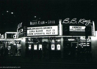 BB King Blues Club, Manhattan