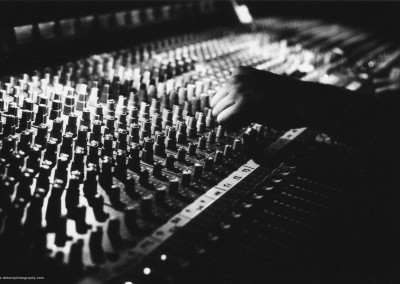 Sound Desk - New Zealand