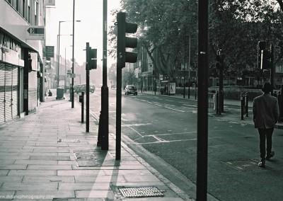 Brick Lane in the morning - London,  UK