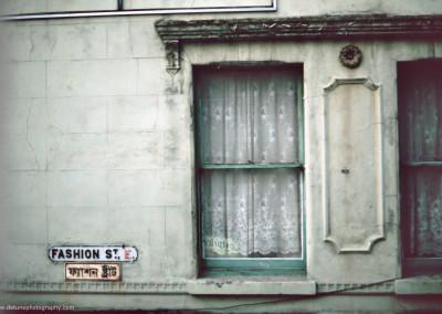 Fashion Street - London, UK